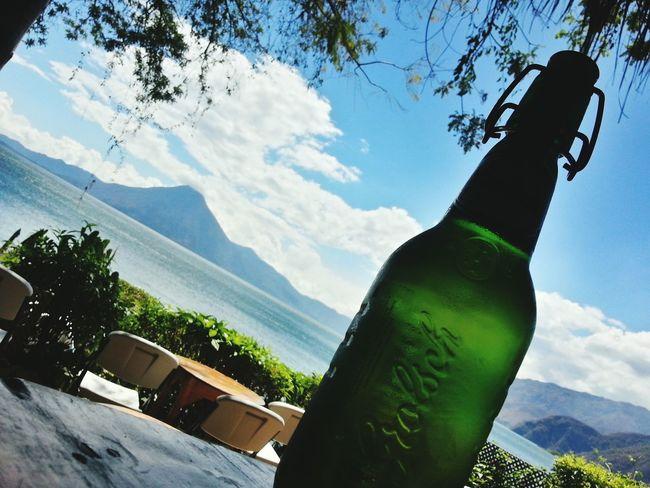 Grolsch Atitlan Lake Lago De Atitlan Panajachel  Solola Still Life Travel My World Of Food Urban Photography Bar Fine Art
