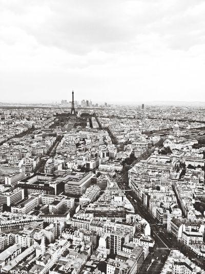 Paris Noir Et Blanc Black & White