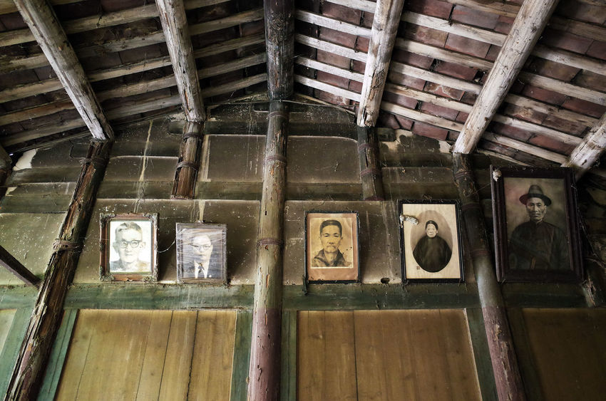 Abandoned Damaged Deterioration History Interior Old Old Photos Old-fashioned On The Wall Q Ruin Vintage Wall Wood - Material Wooden Structure EyeEm X Audi - Letter Q