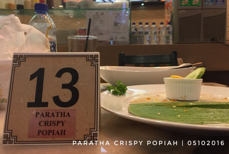 Had lunch at Paratha Crispy Popiah but not having popiah. Lunch Lemon Chicken Rice Family Time Foodporn Foodgraphy Iphotography Iphone6 128gb