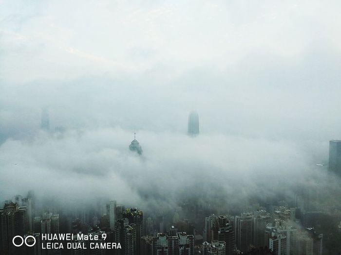 Cloud City Fog