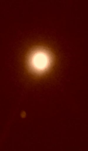 março 2014 A lua