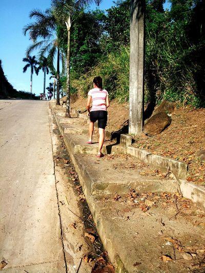 Walk and Walk 😂