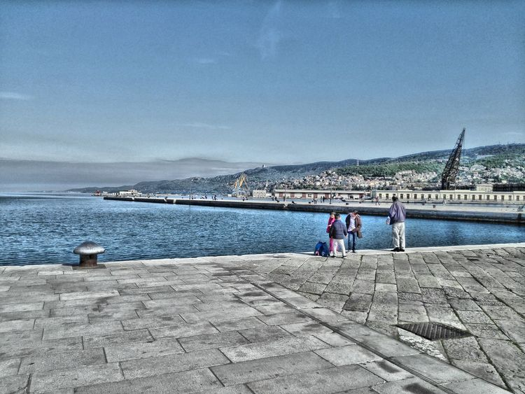 Le Rive Trieste Italy Trieste_streetlife Trieste TriesteSocial Triesteraccontatrieste Triestephotodays Trieste, Italy Triestemonamour Triestestreetlife