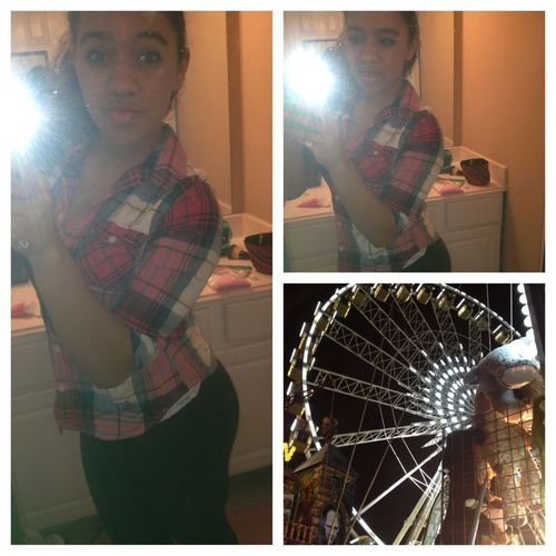 The carnival last night!!!!