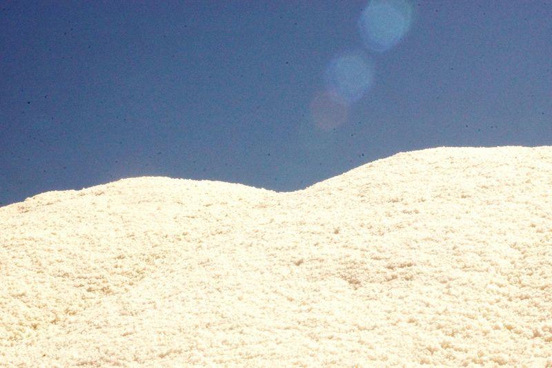 Salt Mountain Sunlight ☀ Salt - Mineral Beauty In Nature Mountain View Sunlight Reflection Solana Nin