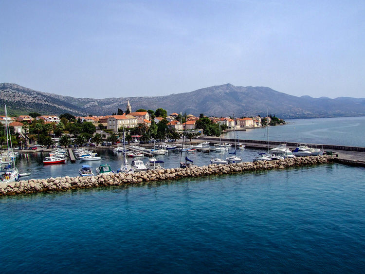 Croatia Exploring Croatia Korčula Mediteranean Orebic Summer Vacations