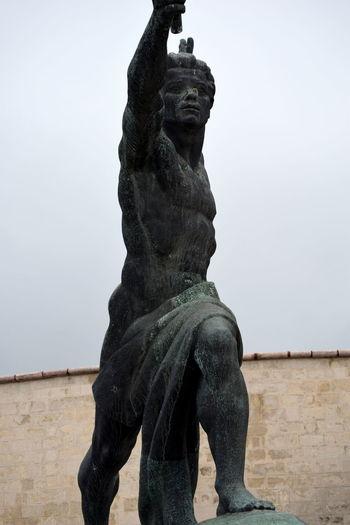 Art Budapest History Hungary Monument Sculpture Statue Tourism Travel Destinations
