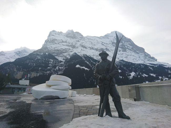 Grindelwald, Eiger, Switzerland, Mountain Grindelwald Eiger Schweiz 🇨🇭, Schweiz Berner Oberland Bernese Oberland HJB Snow Schnee