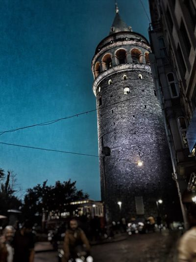 Architecture Building Exterior Built Structure Low Angle View Night Illuminated Travel Destinations Nature Day Architecture City City Sky Outdoors No People Tree Astronomy Live For The Story
