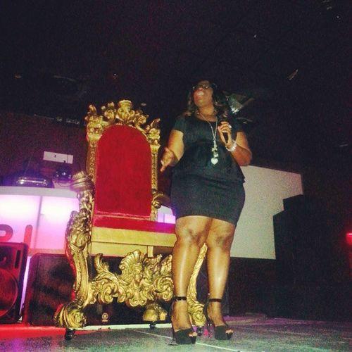 Lawanda QueensofPoetry ThePoetrySpot MosesWest PureNightClub Jacksonville FL