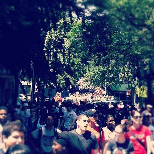#50000 strong. #aidswalk #thankyou #awny #starwalker Starwalker Aidswalk 50000 Aidswalkny Walk NYC NY Charity 10k Newyorkcity Thankyou Awny