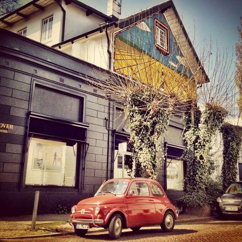 Classic Car Fiat500 EyeEm Best Shots Leascars
