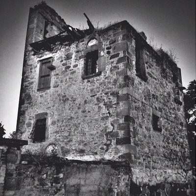 Ruins IPhoneography Greece Mono Photooftheday Igers Photoday Editoftheday Ubiquography Mytilini Instalovers_gr