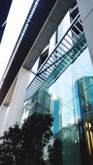 Architecture Architecture_collection Urban Geometry Reflection Sydney
