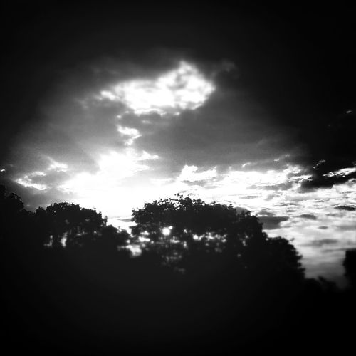 Black and White Sunset Black And White Sunset Black And White Photography
