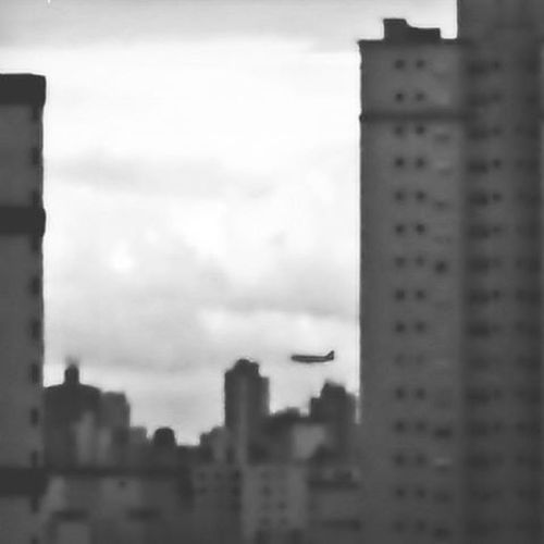 Airplane Blackandwhite Horizon Neighborhood City Zonasul Saopaulo Brasil Foto_blackwhite Ig_contrast_bnw Amateurs_bnw Bnwmood Bnw_kings Bnw_planet Bnw_captures Top_bnw Paulistanobw Bnw_lombardia Instapicten Top_bnw_photo Bnw_life_shots