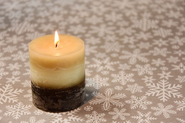 Katarzyna Dziemidowicz Burning Candles Composition Orange Background In Stars Backgrounds Candle Christmas Tree Close-up Day Daylight Decoration Flame Indoors  No People Photo Scene Subjective Texture White Color Winter World Decoration