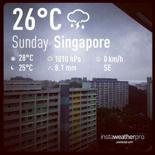 Weather report...Rain Cool Bestweather Tobeathome