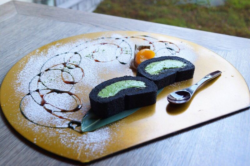 Food Foodporn Foodie Sweets Dessert Japan Kyoto Yummy Matcha