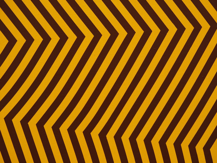 Full frame shot of yellow striped pattern