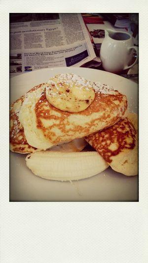 Mmmm. Diet starts Monday! Breakfast Hotcakes Food Porn