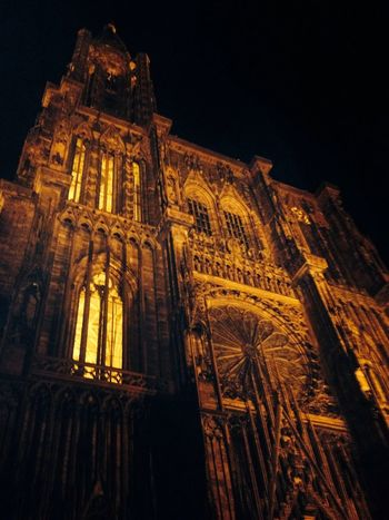 Speechless ... Strasbourg cathedrale ! The Purist (no Edit, No Filter) / Taking Photos