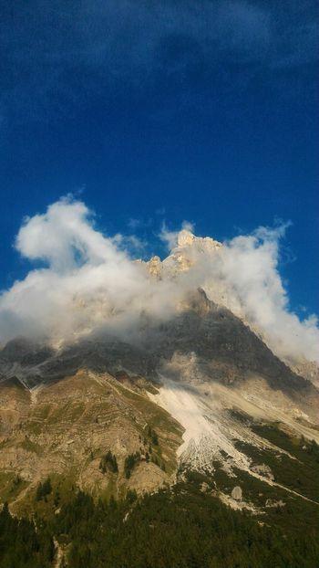 Sky Mountain Summer