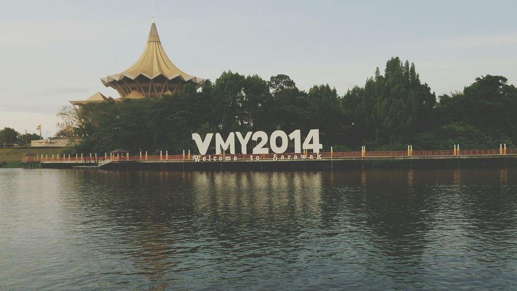 Visit Malaysia 2014 Malaysiaeyem Triptokuching VisitMalaysiaYear2014