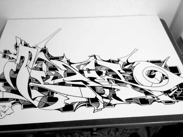 Dejoe  Monochrome UrbanART Sketch Stylewriting Outline Graffiti Blackandwhite SBB Superbadboys