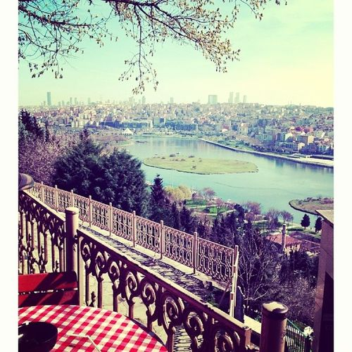 Istanbul Pierreloti Asiklartepesi Love Great