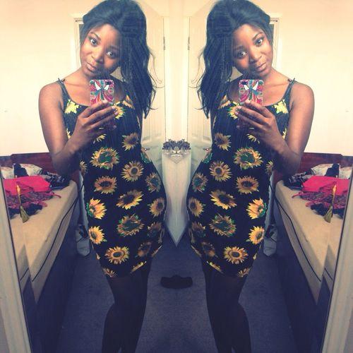 Sunflower hype Motelrocks  Dress Summer Ootd #wiwt #fashion