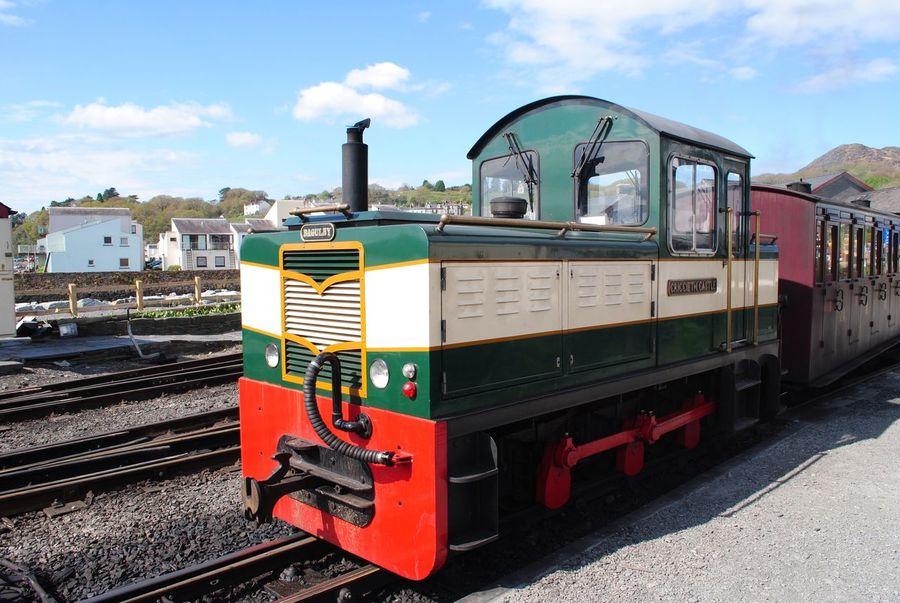 Snowdonia Railway Ffestiniog Railway Steam Train Railway Wales