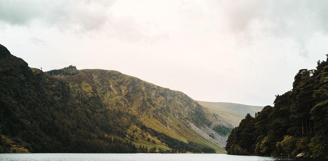 Lower lake -
