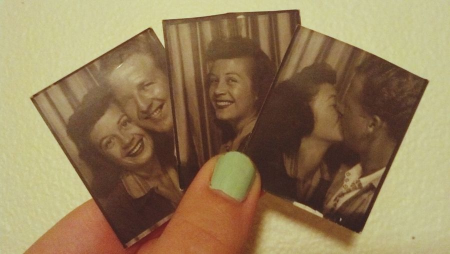 everlasting love: my grandparents Photos Of Photos