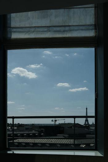 A moment. Cloud