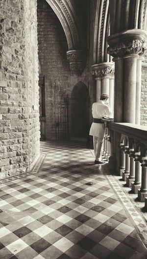 Bombay High Court Monochrome Arches Gothic Architecture Mumbai Black & White EyeEm Best Shots - Black + White EyeEm Best Shots