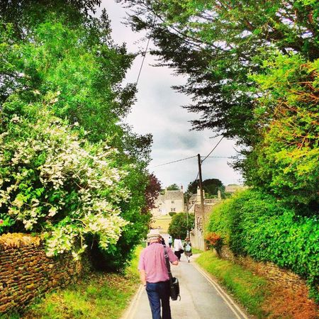 Walking Alone... Costwolds England Travelingtheworld  Streetphotography Beautiful Place 😍❤️ Summer2014 EyeEm Nature Lover Old House one of the most preserved english town For My Own Photo Journal Travel Photography Discovering Places