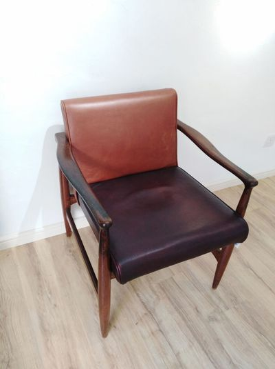 CHAIR 2 Contemporary Design Furniture Chair Indoors  Home Interior Wood - Material No People Armchair Seat