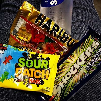 Flight delay? No problem Candy Sweets Sweettooth