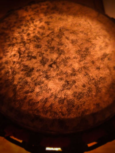African Drum Close-up Drum Skin Drums Heat - Temperature No People Patttern Warm