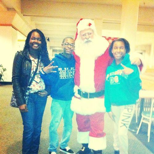 Us ! : )) Santa