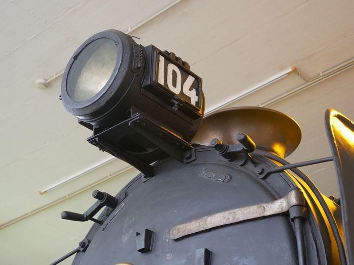 Old train EyeEm