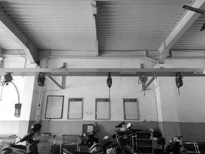 Mechanical Workspace