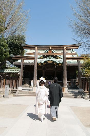 Japanese Wedding Wedding Japan First Eyeem Photo