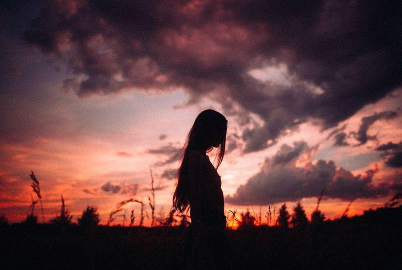EyeEm Selects Beautiful ♥ Space Sky Sun Sunset Sunshine Sol Red Color Sunset_oftheworld Twilightscapes Ff,_nature небо⛅️ Beautiful облака👍 жить хорошо! облока Природа поражает Nature