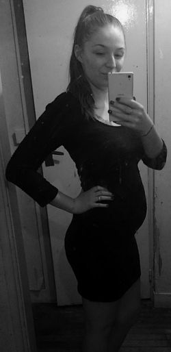 My Baby Love♥ 4mois Pregnant