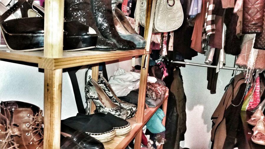 My Favorite Place Mycloset Shoes ♥ Clothing Variation