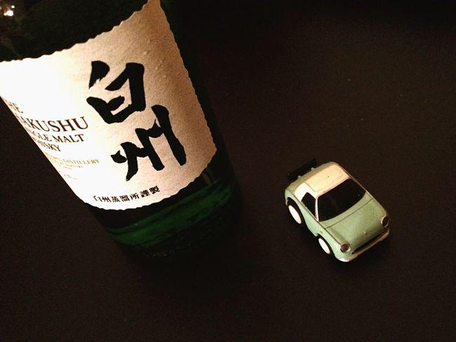 No People Whiskey Japan 白州
