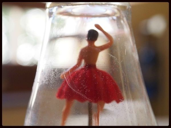 la ballerina II Miniature Dance A Little Bokeh The Purist (no Edit, No Filter)